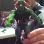 Matty : Toy Guru dévoile Snake Face et la packaging des Watchmen