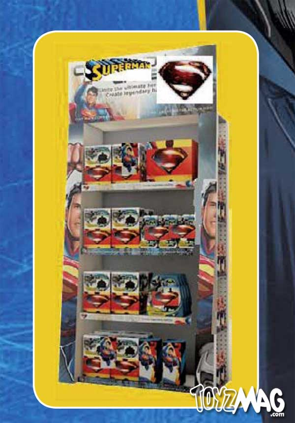 Man of steel Supeman Mattel (02)