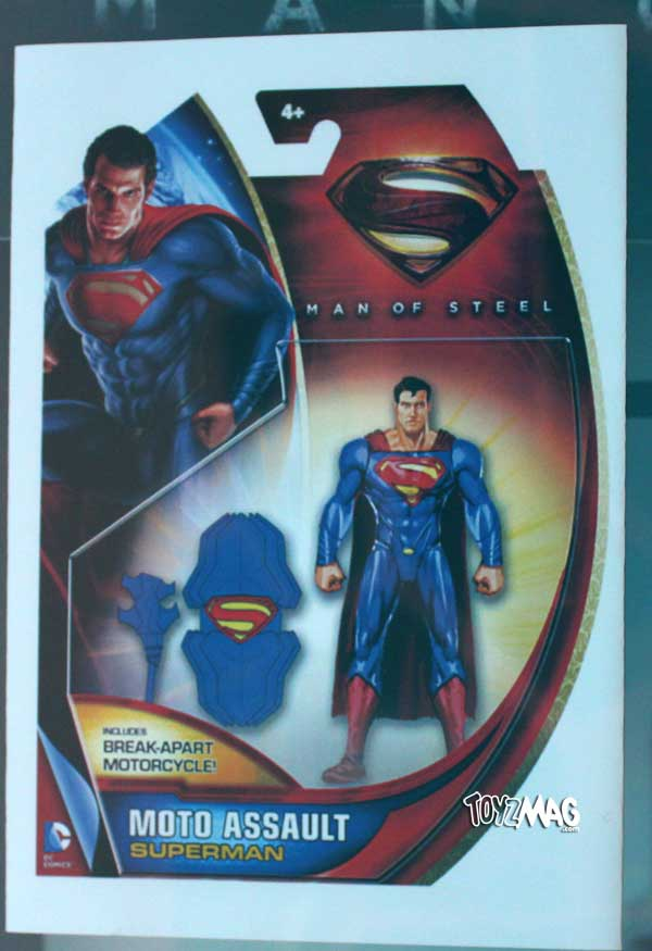 Man of steel Supeman Mattel (03)