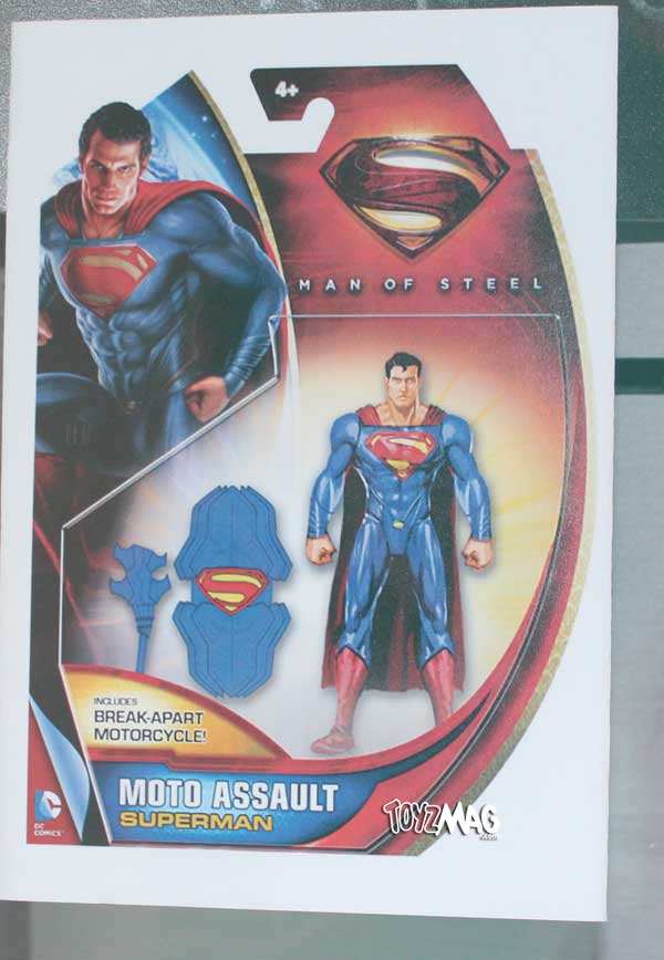 Man of steel Supeman Mattel (04)