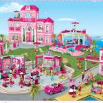 Barbie Mega Bloks, Mattel s'attaque aux briques de construction