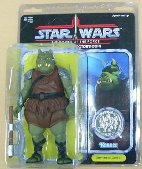 Star Wars Jumbo Gamorrean POTF