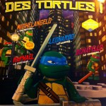 Les Lego Tortues Ninja arrivent en France