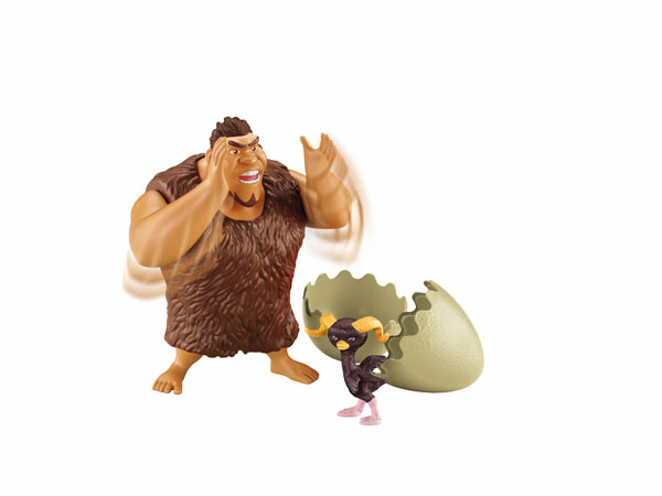 The Croods Fisher-Price Mattel Dreamworks