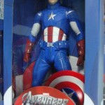C'est parti pour le Captain America 1/4 de Neca