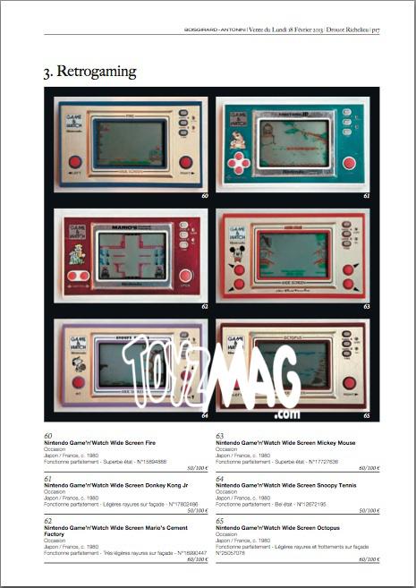 catalogue vente drouot jouets vintage 2