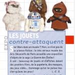 Robots, Star Wars vintage et «drôles de jouets» à voir pendant les vacances