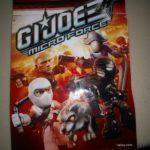 G.I. Joe Micro Force : dispo aux US