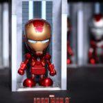 Iron Man 3 : Hot Toys présente ses cosbabies