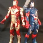 Iron Man 3 Les figurines 25cm Hasbro déjà disponibles aux USA