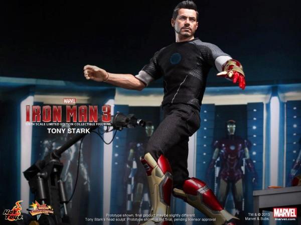 iron man 3 hot toys tony stark 16