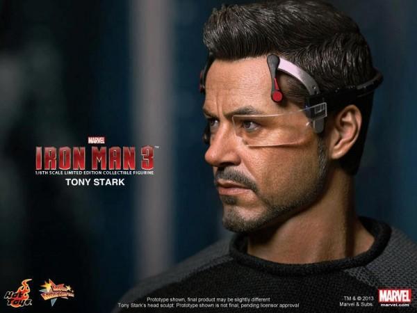 iron man 3 hot toys tony stark 3