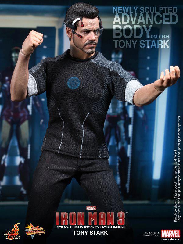 iron man 3 hot toys tony stark 8