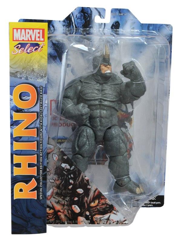 marvel select Rhino diamond