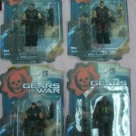NECA – Gears of War : les figs 10cm arrivent !