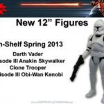 "Star Wars : les 12"" Hasbro dispo au Canada"
