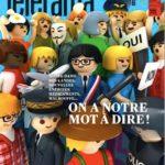 Jouets & Actualités – Des Playmobil pour illustrer les mouvements de contestation citoyens
