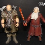 The Hobbit : review du pack Dwalin & Balin