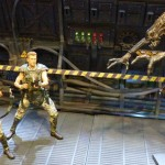 Aliens : le diorama NECA à la New York Toy Fair