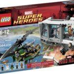 Iron Man 3 les jouets Lego