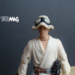Star Wars POTF2 : Luke Skywalker (with blaster rifle & binoculars)