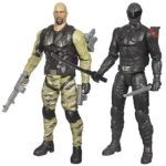 G.I. Joe Retaliation : les figurines 10""