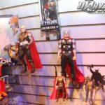 NYTF 2013 : Thor The Dark World les figurines