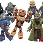 NYTF 2013 avant première : Iron Man 3 Minimates