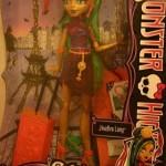 Monster High Jinafire Long pointe le bout de son nez