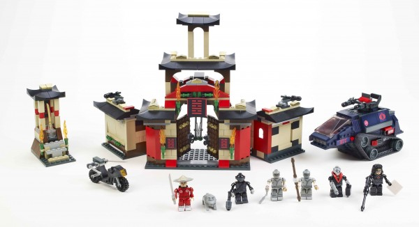 KRE-O G.I. JOE Dojo Play Set A313
