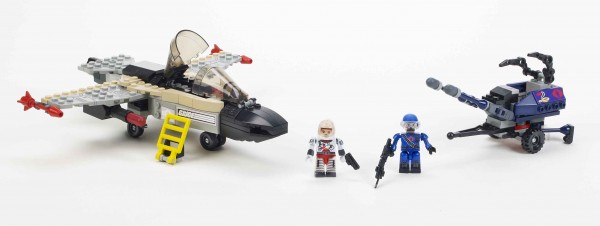 KRE-O G.I. JOE Fighter Jet Set A4478