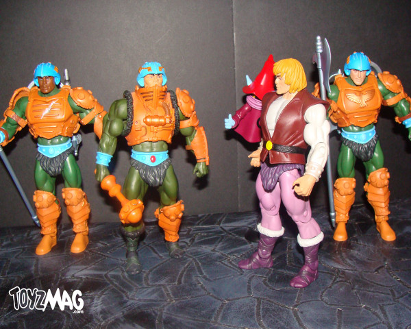 MOTUC Eternian Palace Guards 22