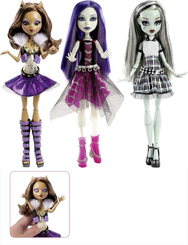 Monster High It a Live