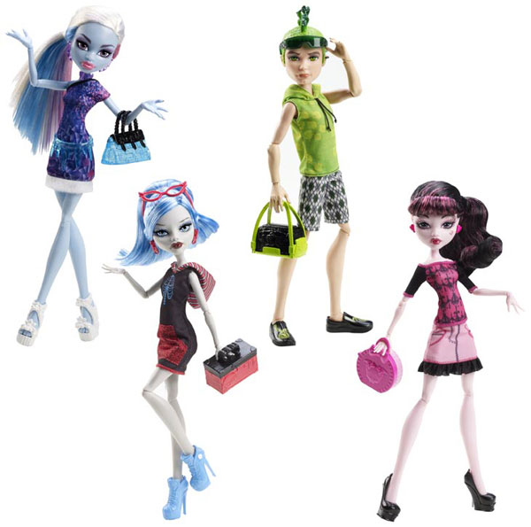 Monster High Scaris Budget
