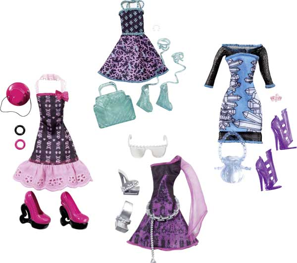 Monster High TENUES 01