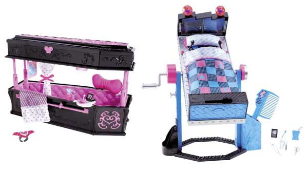 Monster High chambre
