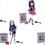 Monster High le point sur les nouveautés France