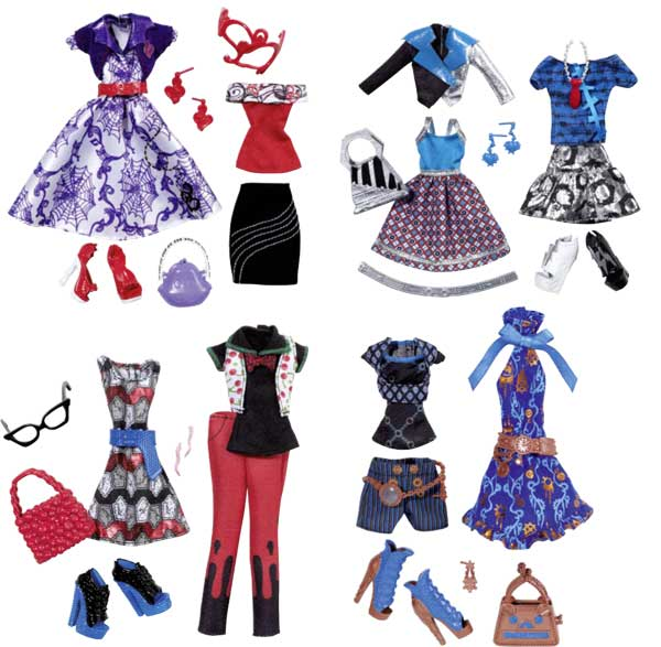 Monster High tenues 20