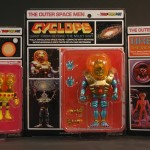 The Outer Space Men : les nouvelles figurines des 4 Horsemen