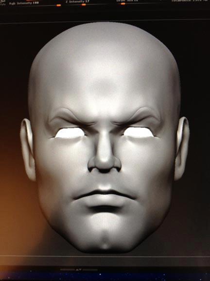 Pop Culture Shock Collectibles HE MAN sculpte (2)