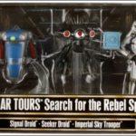 Star Wars : Hasbro annonce de nouveaux packs Star Tours