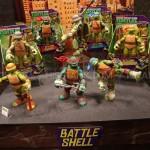 NYTF 2013 : Teenage Mutant Ninja Turtles Classics et moderns