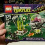 NYTF : les Lego Tortues Ninja