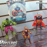 NYTF 2013 : Avengers Assemble la gamme Heros Movie Marvel de Hasbro