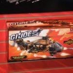 G.I. Joe Hasbro : les images de l'hélico EagleHawk