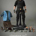 Expendables 2 : Hot Toys présente Barney Ross