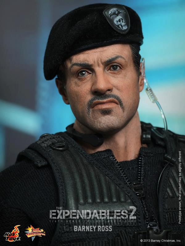 hot toys expendables 2 barney ross 15