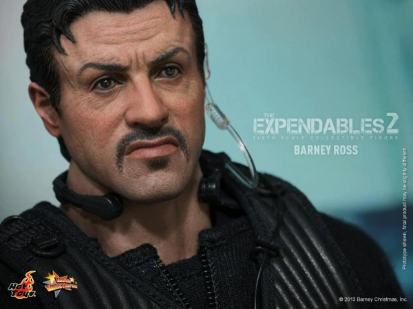 hot toys expendables 2 barney ross 2