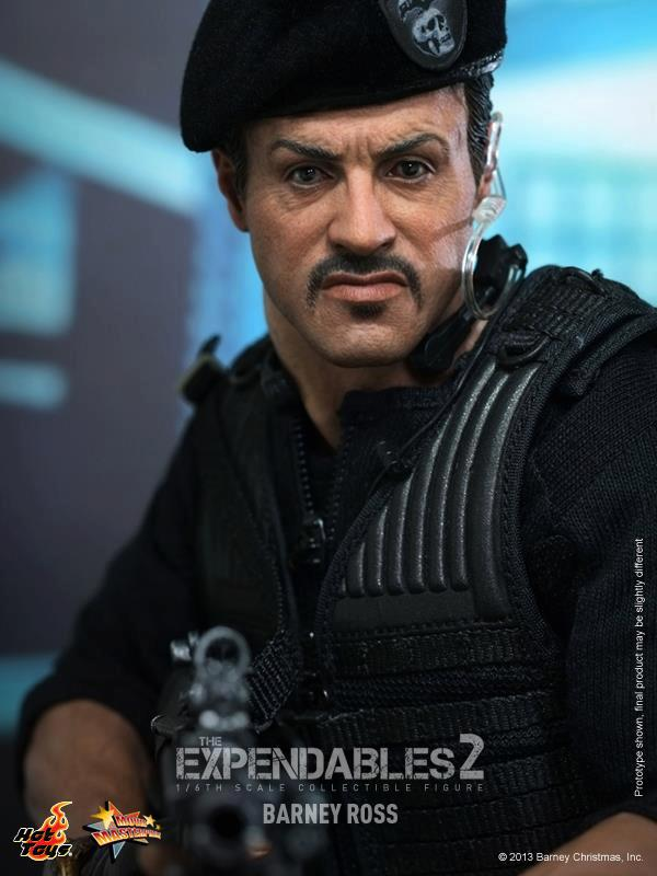 hot toys expendables 2 barney ross 3