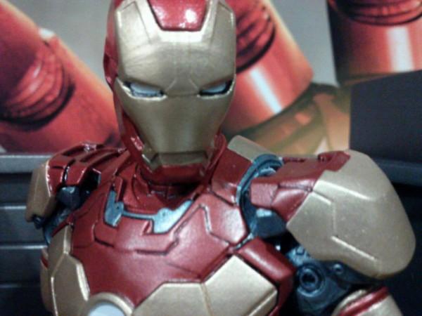 iron man mk42 iron man 3 diamond